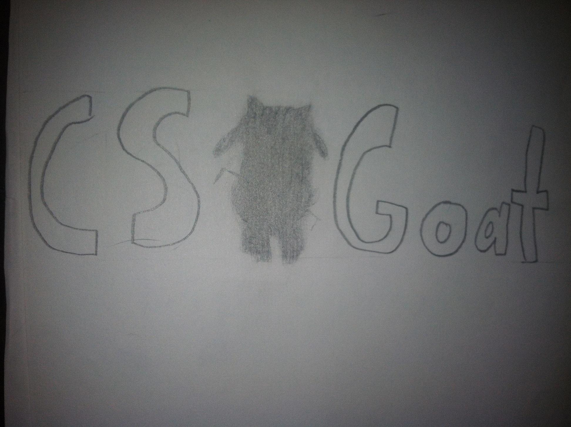 CSGoatLogo